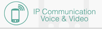 IP Communications - Voice & Video